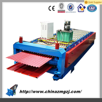 Double Layer Roll Forming Machine / Metal Roofing, Corrugated Steel Sheet,Wall Panel, Glazed Tiles