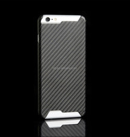 HOT SELLS!!!!100% real Carbon Fiber Cell Phone Case For 6 6plus with customer LOGO