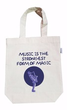 100% cotton Light Weight HighKing Eco Bags Handmade Custom Printing large utility tote bag