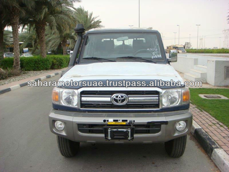NEW DOUBLE CAB PICKUP TOYOTA LANDCRUISER
