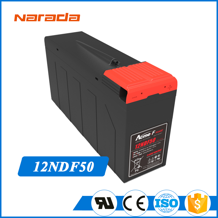 Lead Acid 12V 50Ah Rechargeable Deep Cycle Gel Battery