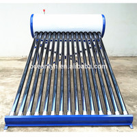 Solar thermal Heating System and Indirect / Closed Loop (Active) Circulation Type solar water heater