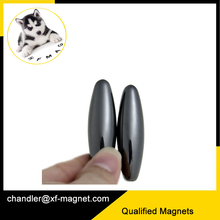Irregular Rare Earth Magnetic Ferrite Magnet Customized Y30