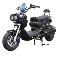 60V Super Power Sport 2000W Electric Motorcycle