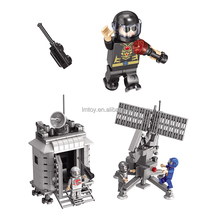 Space Explorer Series Educational Toys,ABS Building Blocks Toys