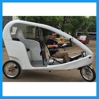 Electric Motor Taxi Passenger Tricycles