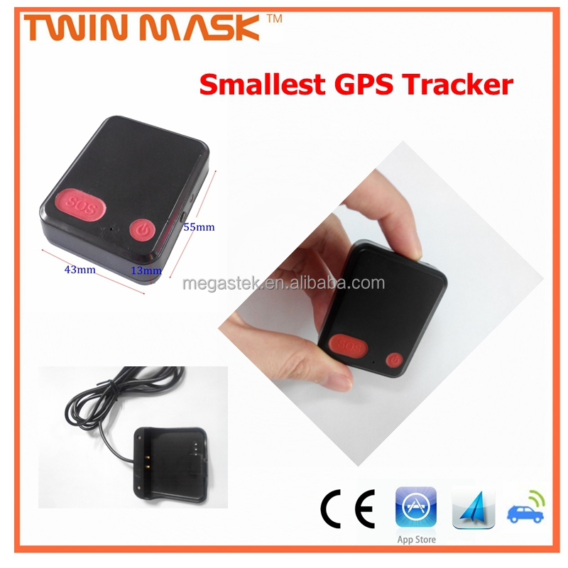 smart tiny gps tracker, iphone android app gps tracking device