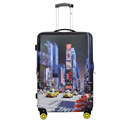 lightweight carry on luggage medium suitcase hard case travel luggage