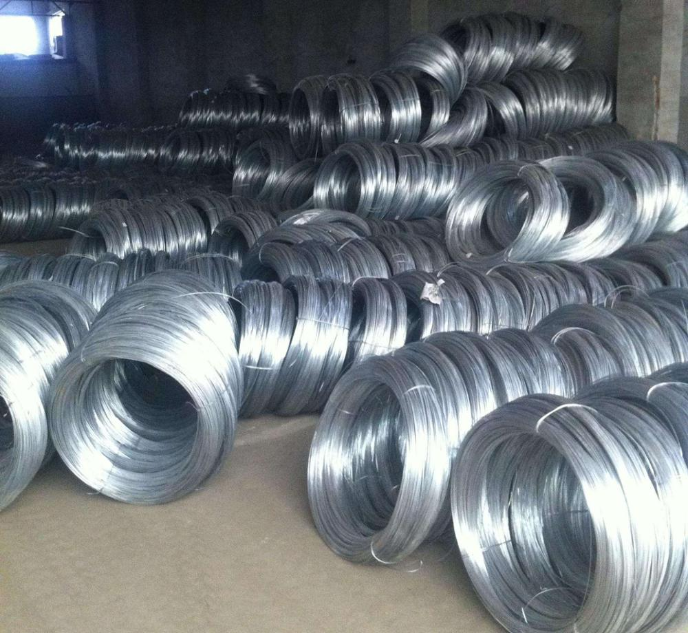 Cheap low price electro Galvanized iron wire for armouring cable Steel Wire Strand