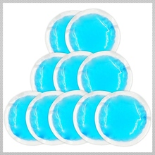 Leading technology Non-toxic Color optional mini gel ice packs