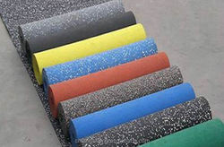 indoor carpot rubber flooring cover for wholesales