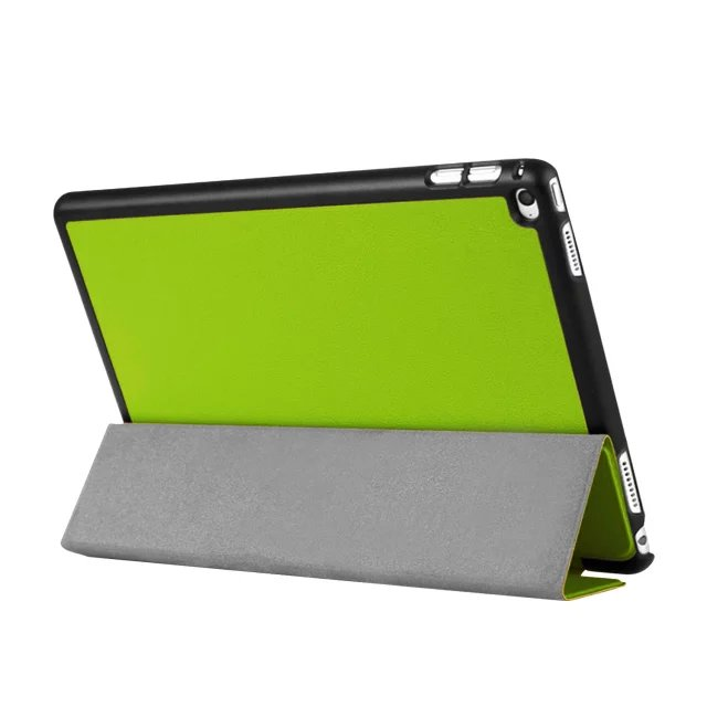 Hot selling pattern flip magnetic PU leather protective Case Cover For ipad mini 4