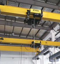 Kixio 1~20 ton 5~30m span overhead bridge crane for workshop