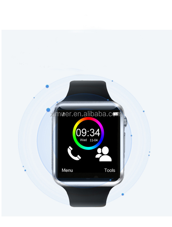 Hottest high quality silicone sport watch men, Multifunction smart watch