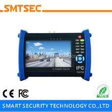 Smart Security New and Hot touch screen IPC-6800MOVST multi-function Hybrid CCTV Tester