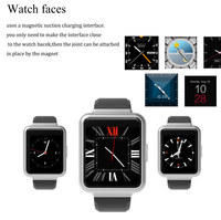 3g wifi smart watch k8 watch phone 3g sim wifi camera waterproof