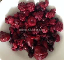 Canned mixed berry in syrup/canned fruit/canned food