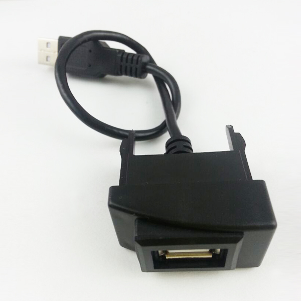 YELEW UC-6 Top Quality USB Adapter for ISUZU D MAX ISUZU MU-7 Adding USB Interface