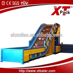 China manufcturer full auto baler for packaging plants