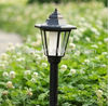 Energy-Saving ABS plastic 0.6m 0.8m 1m solar path light stainless steel led lawn light solar lawn light
