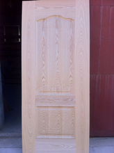 Good sale Nature wood cheap used interor door