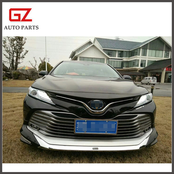 Plastic body kit modellista type for 2017 2018 new toyota camry