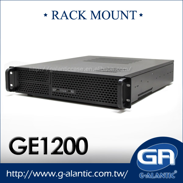 GE1200 - 2U Horizontal Server Rack Mount Computer Case