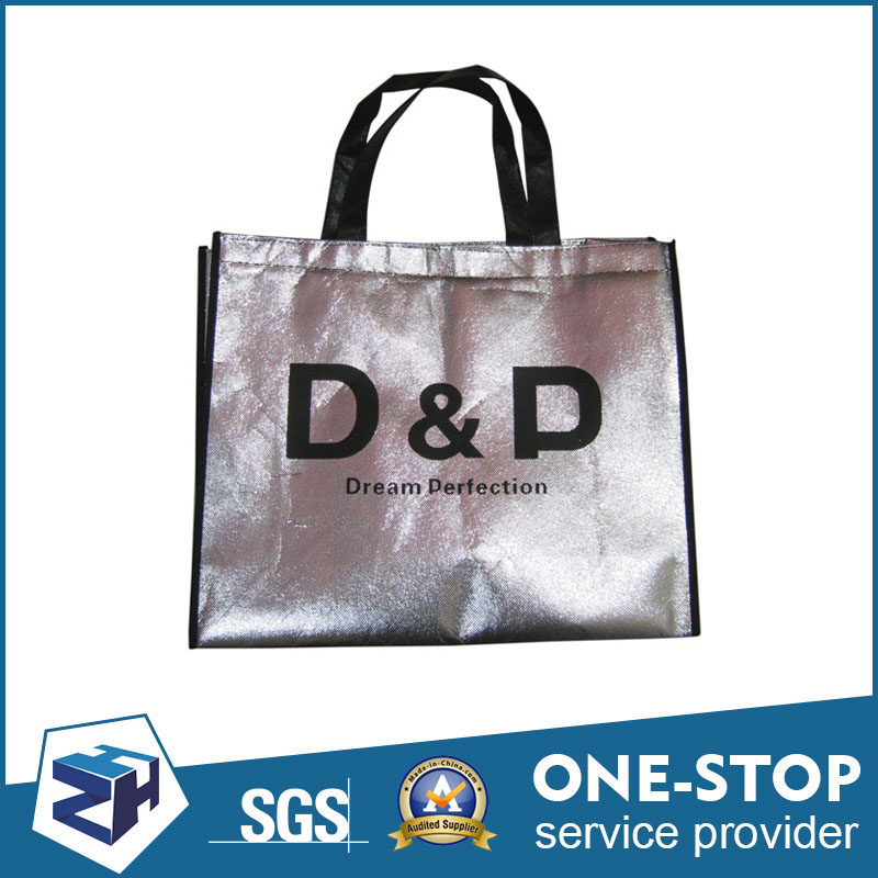 fashion ecological recyclable promotional pp non woven bag