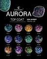 fengshangmei brand 2017 new products wholesale aurora top coat