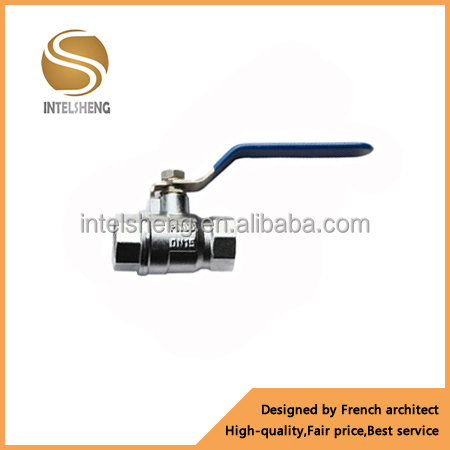 long lever handle 1 1/4 inch brass water ball valves price list made in China supplier
