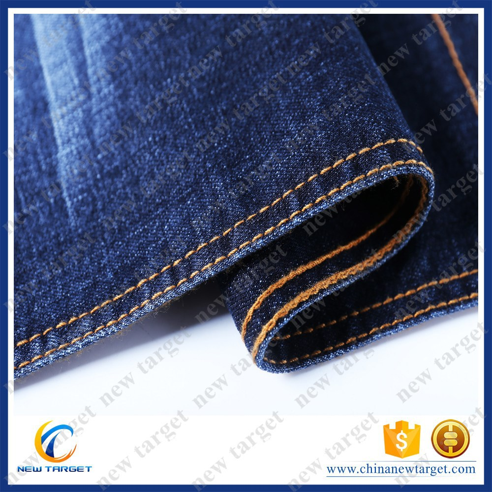 wholesale stretch denim fabric for men jeans pants