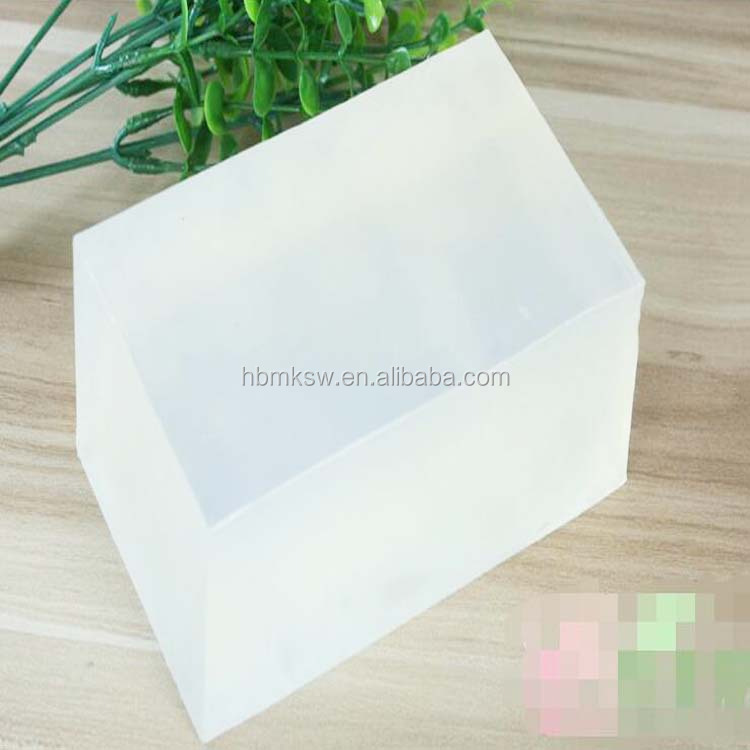 Factory whoelsale melt pour whitening soap glycerin transparent soap base