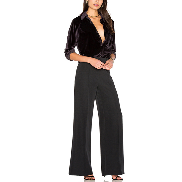 Lady Fashion Pants Women's Pants Long Trousers Dress Pants