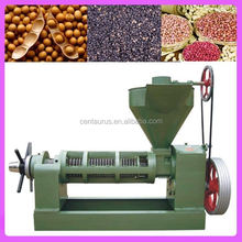 High efficiency and Lower residual oil rate rapeseeds oil cold press