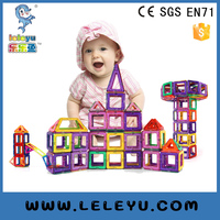 Wholesales Hot Selling Plastic Building Blocks Magwisdom Magnetic tiles toy Magformers blocks