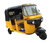 High PerformanceOpen Rickshaw,850W For Passenger Tuktuk,Pedicab Rickshaw Tricycle
