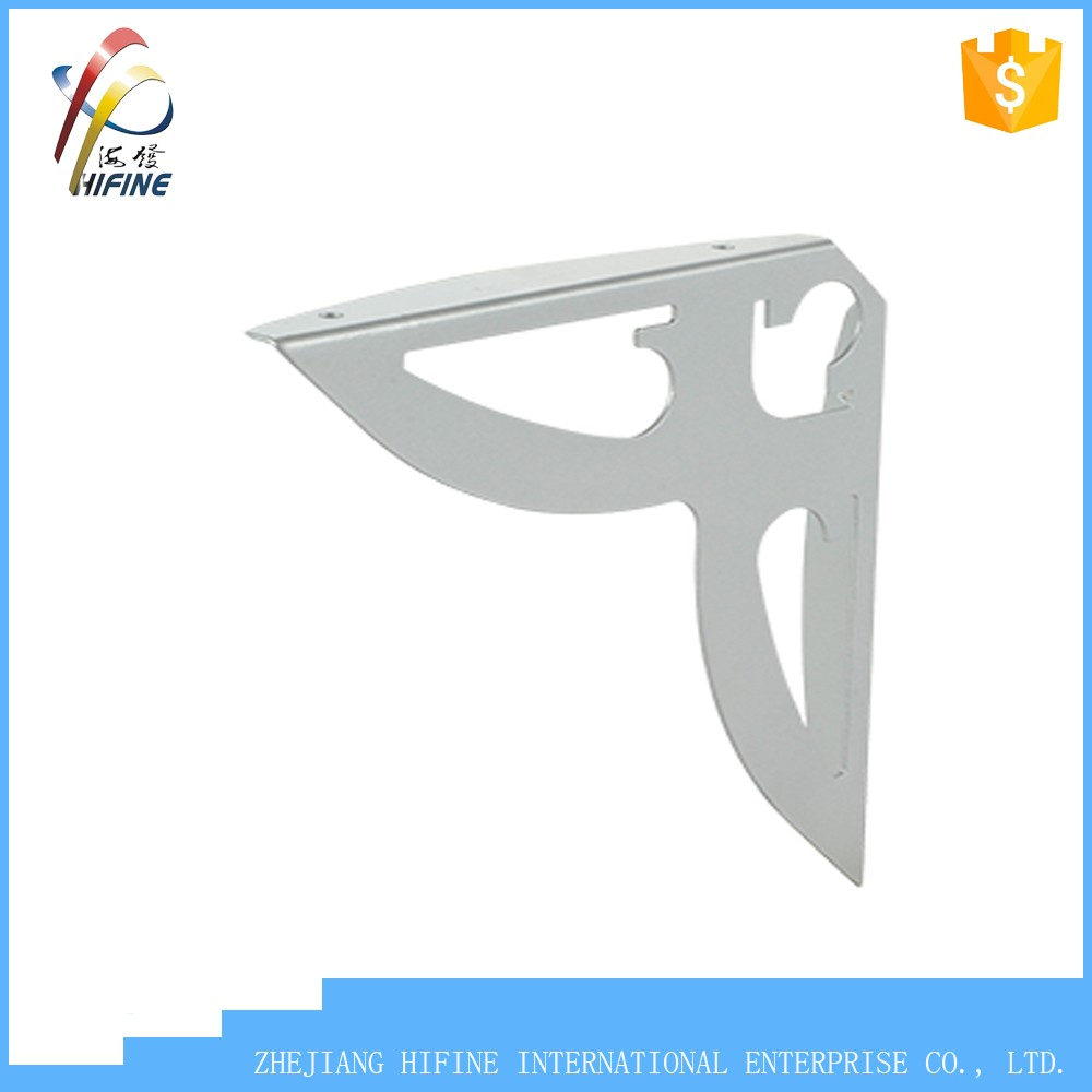 Good Quality Ornamental Metal Shelf Bracket