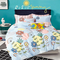 Reasonable price with high quality bedding flat sheet set