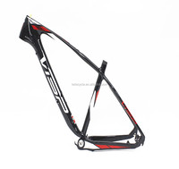 bicycle frame carbon fiber bicycle frame hot sale for mountain bike or road bike