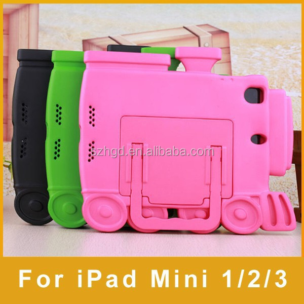Soft EVA Foam Rugged Drop Proof Kids Case for iPad Mini Retina