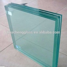 2017 Huacheng Hot Sale 2-12mm Clear Float Glass /4mm 5mm 6mm Float Glass Price/float glass manufacturer