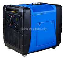 Portable inverter generator,5.0 kva diesel AC Single phase output Type.