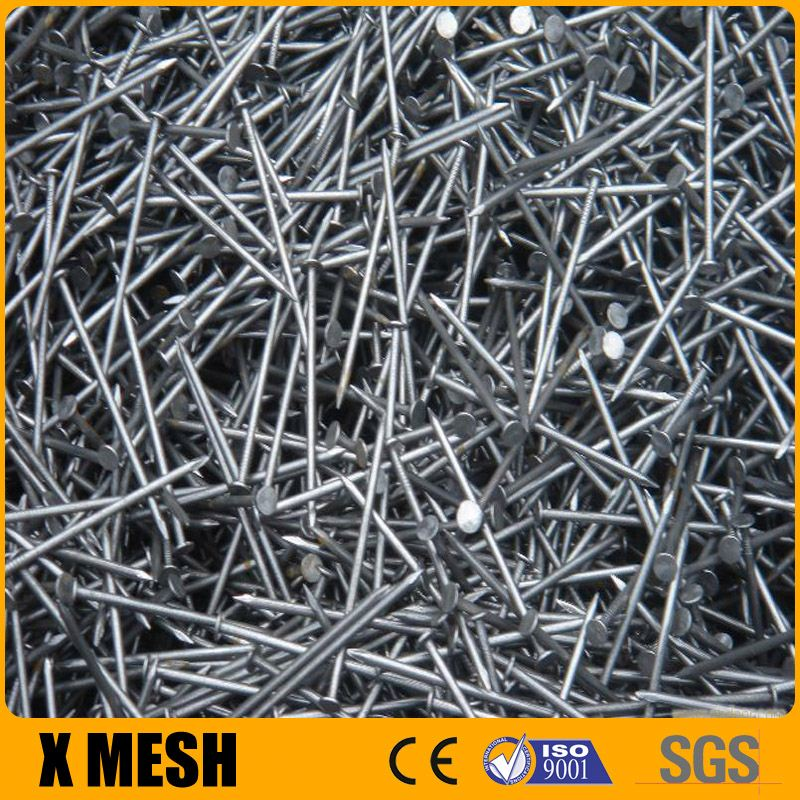 "China factory q195/q235 all sizes common nail iron nail factory 1"" to 5"" wire nail"