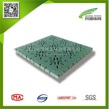 factory direct supply XPE shock absorber pads for football artificial turf