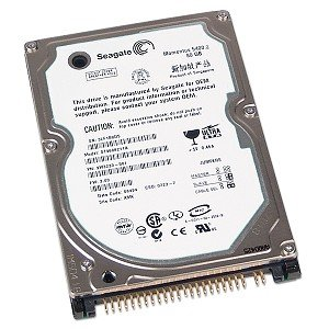 SEAGATE 80GB IDE ATA 25quot LAPTOP NOTEBOOK HARDDISK DRIVE HDD HD