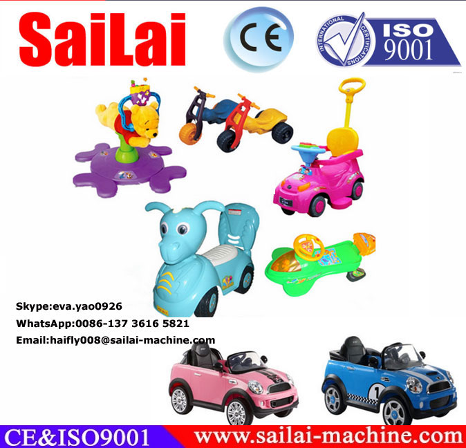 used mold for plastic toys