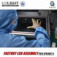 Complete OEM original replacement lcd for iphone 6 4s lcd screen
