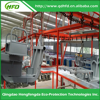 China Factory Professional electrostatic painting machine