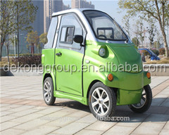electric car 120 km driving mileage 4 wheel electric motorcycle