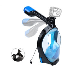High quality snorkeling dive mask full face scuba equipment
